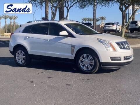 2015 Cadillac SRX for sale at Sands Chevrolet in Surprise AZ