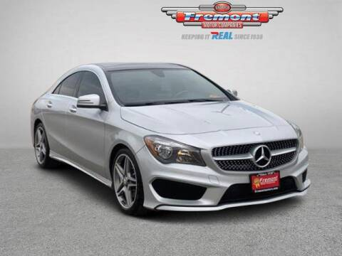 2015 Mercedes-Benz CLA for sale at Rocky Mountain Commercial Trucks in Casper WY