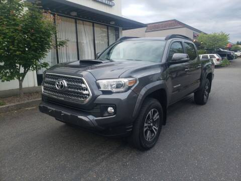 2016 Toyota Tacoma for sale at Painlessautos.com in Bellevue WA