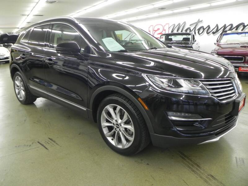 2015 Lincoln MKC for sale at 121 Motorsports in Mt. Zion IL