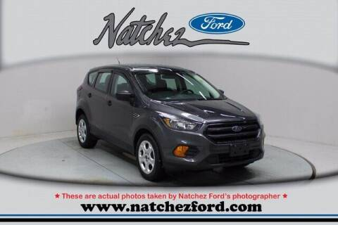 2019 Ford Escape for sale at Auto Group South - Natchez Ford Lincoln in Natchez MS