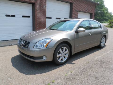 2004 Nissan Maxima for sale at Wolcott Auto Exchange in Wolcott CT