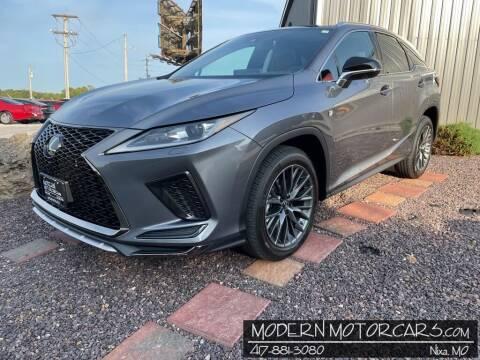2021 Lexus RX 350 for sale at Modern Motorcars in Nixa MO