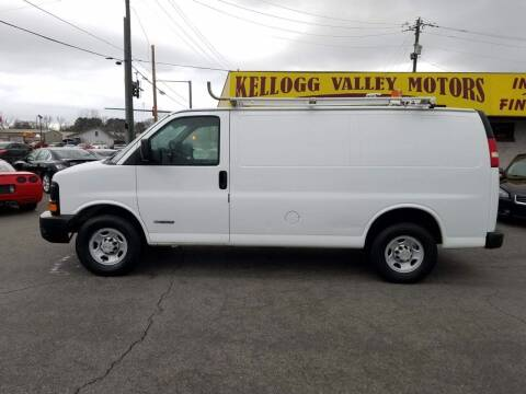 2005 Chevrolet Express Cargo for sale at Kellogg Valley Motors in Gravel Ridge AR