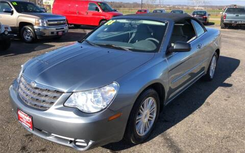 2008 Chrysler Sebring for sale at Carmans Used Cars & Trucks in Jackson OH
