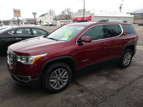 2018 GMC Acadia for sale at Economy Motors in Muncie IN