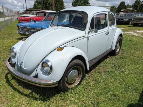 1969 Volkswagen Beetle for sale at Classic Cars of South Carolina in Gray Court SC