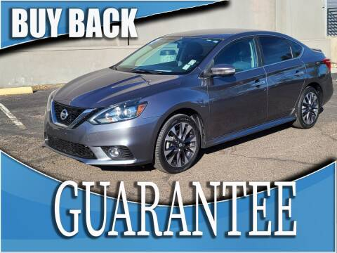 2017 Nissan Sentra for sale at Reliable Auto Sales in Las Vegas NV
