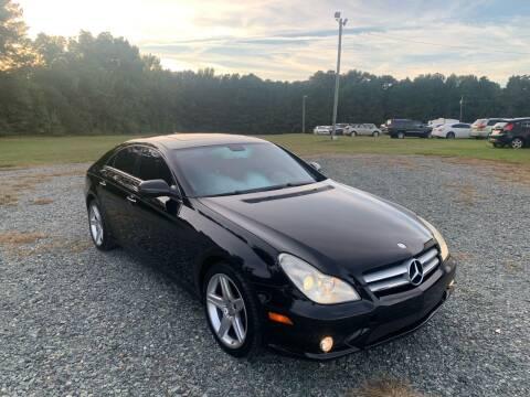 2009 Mercedes-Benz CLS for sale at Sanford Autopark in Sanford NC