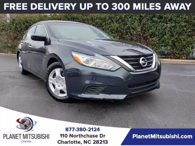 2018 Nissan Altima for sale at Planet Automotive Group in Charlotte NC