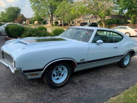 1970 Oldsmobile 442 for sale at Classic Car Deals in Cadillac MI
