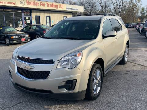 2013 Chevrolet Equinox for sale at H4T Auto in Toledo OH