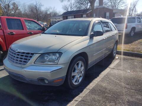 2005 Chrysler Pacifica for sale at Ray Moore Auto Sales in Graham NC
