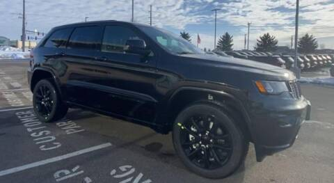2021 Jeep Grand Cherokee for sale at Waconia Auto Detail in Waconia MN