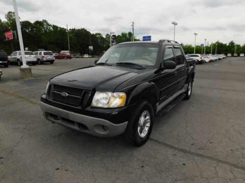 2002 Ford Explorer Sport Trac for sale at Paniagua Auto Mall in Dalton GA