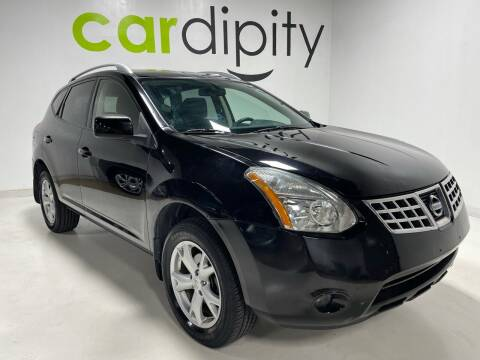 2009 Nissan Rogue for sale at Cardipity in Dallas TX