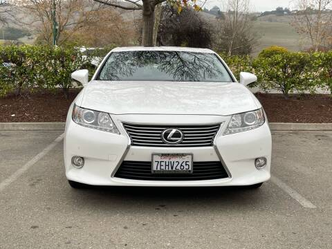 2014 Lexus ES 350 for sale at CARFORNIA SOLUTIONS in Hayward CA