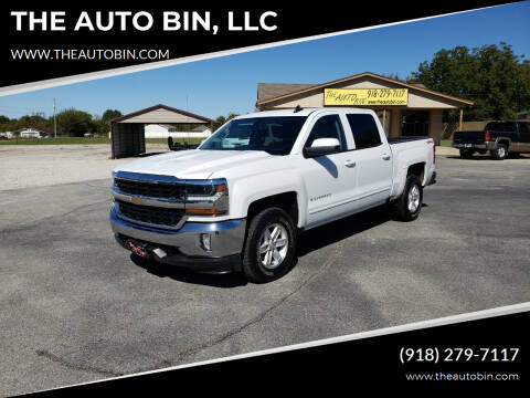 2017 Chevrolet Silverado 1500 for sale at THE AUTO BIN, LLC in Broken Arrow OK