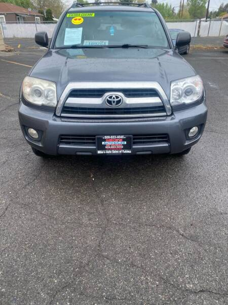 2007 Toyota 4Runner for sale at Mike's Auto Sales in Yakima WA