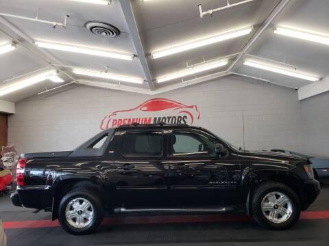 2011 Chevrolet Avalanche for sale at Premium Motors in Villa Park IL