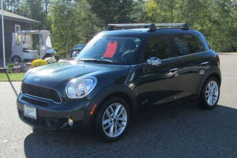 2013 MINI Countryman for sale at The AUTOHAUS LLC in Tomahawk WI