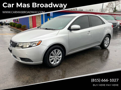 2013 Kia Forte for sale at Car Mas Broadway in Crest Hill IL