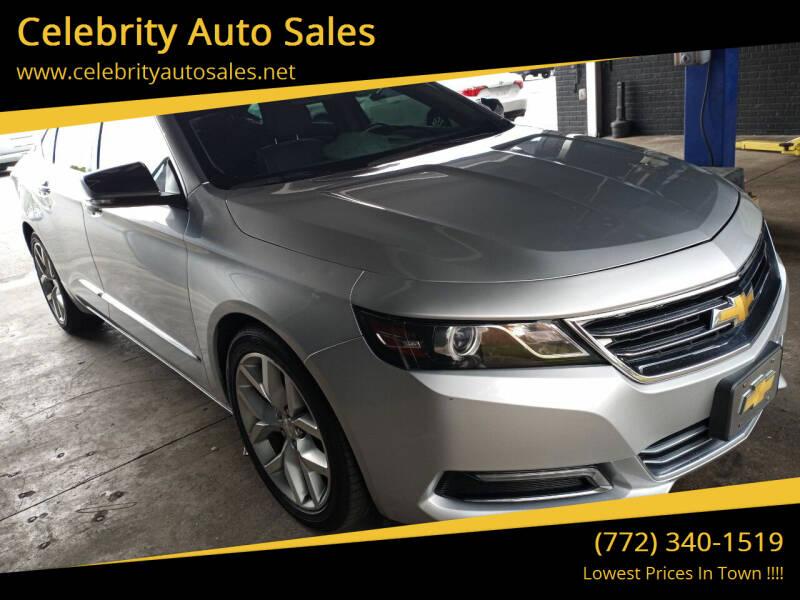 2014 Chevrolet Impala for sale at Celebrity Auto Sales in Port Saint Lucie FL