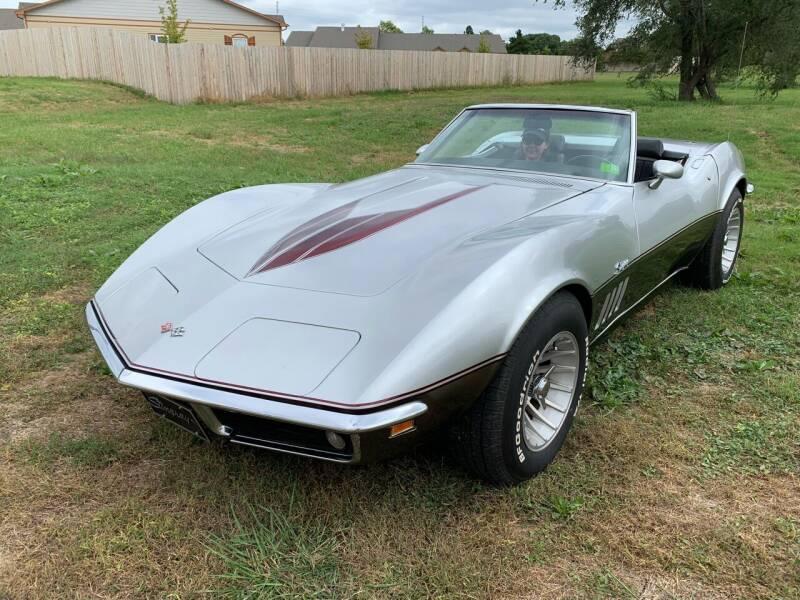 1969 Chevrolet Corvette for sale at Euroasian Auto Inc in Wichita KS