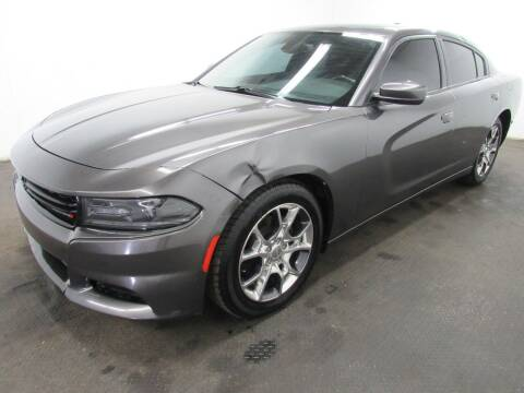 2016 Dodge Charger for sale at Automotive Connection in Fairfield OH