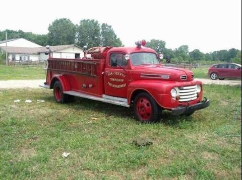 1948 Ford F-550 for sale at Haggle Me Classics in Hobart IN