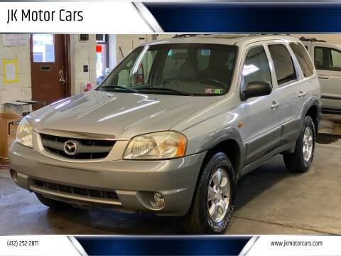 2002 Mazda Tribute for sale at JK Motor Cars in Pittsburgh PA