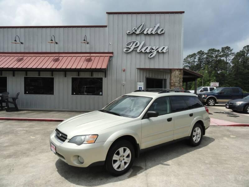 2005 Subaru Outback for sale at Grantz Auto Plaza LLC in Lumberton TX