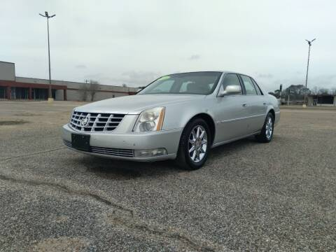 2010 Cadillac DTS for sale at Auto District in Baytown TX