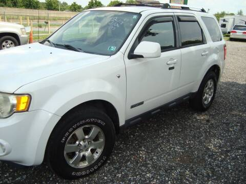 2008 Ford Escape for sale at Branch Avenue Auto Auction in Clinton MD
