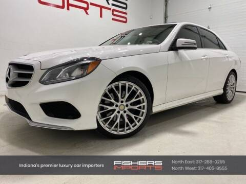 2014 Mercedes-Benz E-Class for sale at Fishers Imports in Fishers IN
