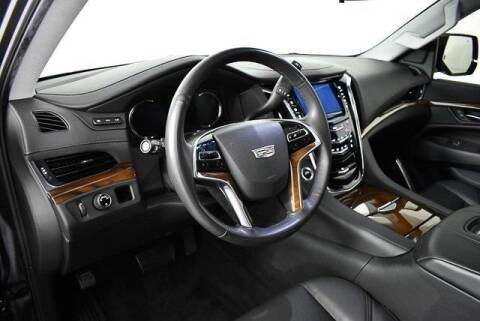 2018 Cadillac Escalade for sale at CU Carfinders in Norcross GA