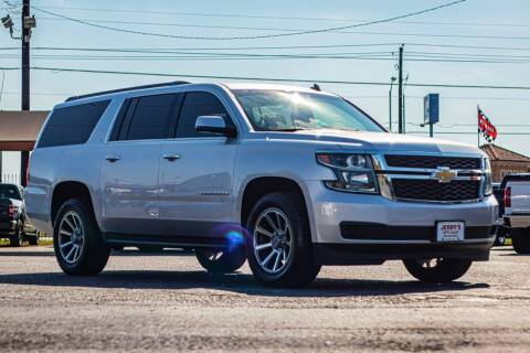 2015 Chevrolet Suburban for sale at Jerrys Auto Sales in San Benito TX