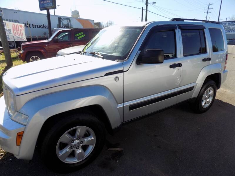 2009 Jeep Liberty for sale at Pro-Motion Motor Co in Lincolnton NC