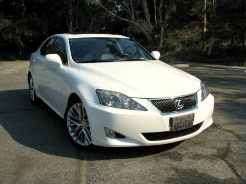 2008 Lexus IS 250 for sale at Used Cars Los Angeles in Los Angeles CA