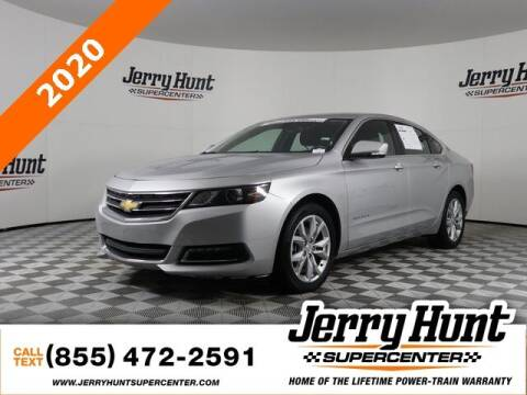 2020 Chevrolet Impala for sale at Jerry Hunt Supercenter in Lexington NC