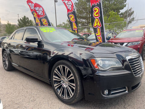 2014 Chrysler 300 for sale at Duke City Auto LLC in Gallup NM