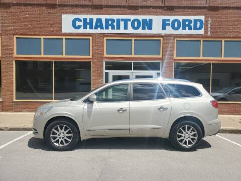 2017 Buick Enclave for sale at Chariton Ford in Chariton IA