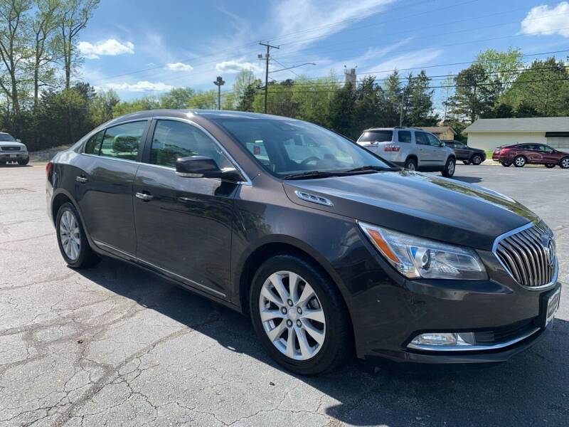 2014 Buick LaCrosse for sale in South Hill, VA