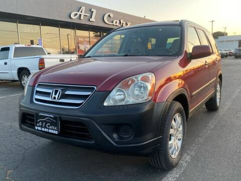 2006 Honda CR-V for sale at A1 Carz, Inc in Sacramento CA