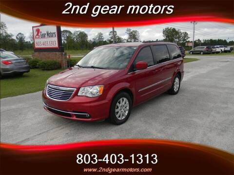 2015 Chrysler Town and Country for sale at 2nd Gear Motors in Lugoff SC