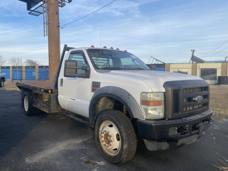 2008 Ford F-550 Super Duty for sale at Bam Auto Sales in Azle TX