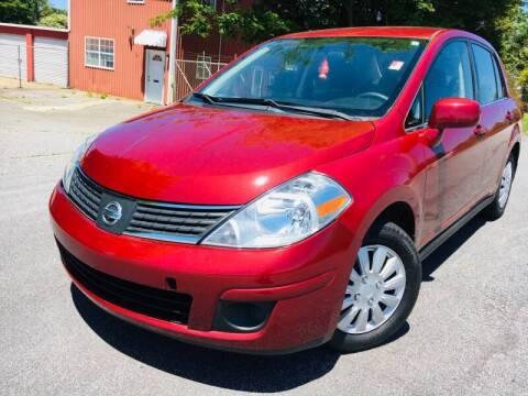 2009 Nissan Versa for sale at Atlanta United Motors in Buford GA