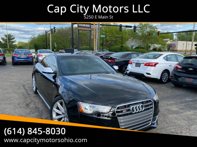 2014 Audi S5 for sale in Columbus, OH