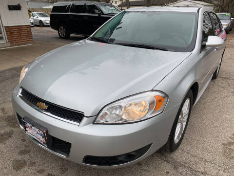 2013 Chevrolet Impala for sale at New Wheels in Glendale Heights IL