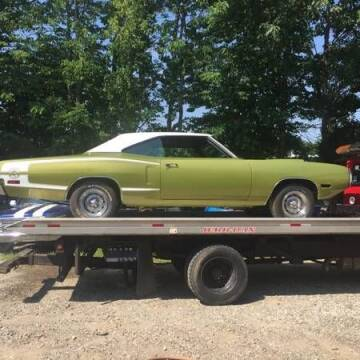 1970 Dodge Coronet for sale at Classic Car Deals in Cadillac MI